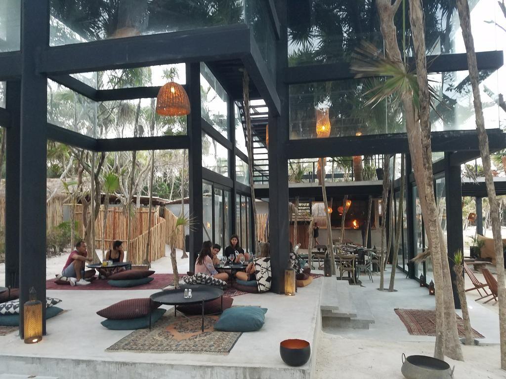 Hotel habitas tulum mexico booking escape pinterest