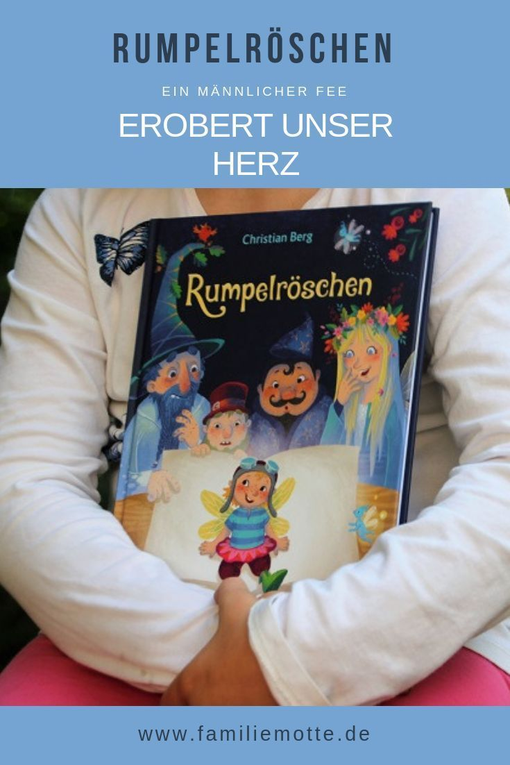 Photo of Reading material on the go // Rumpelröschen – A male fairy conquers our hearts! – Familie Motte – A travel blog for families