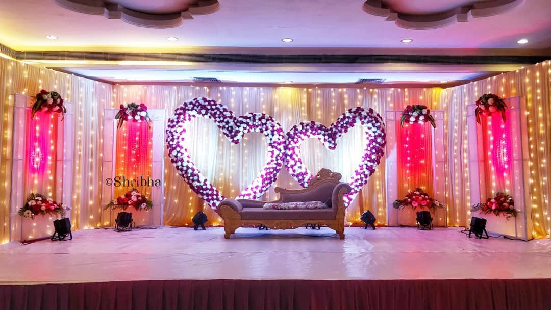 Shribha.Events on Instagram \u201cA decor for a reception with