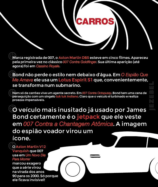 Curiosities About 007 Cars Part 3 Sorry Kids It S In