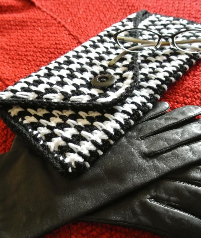The Audrey Clutch Clutch Pattern Crochet And Patterns