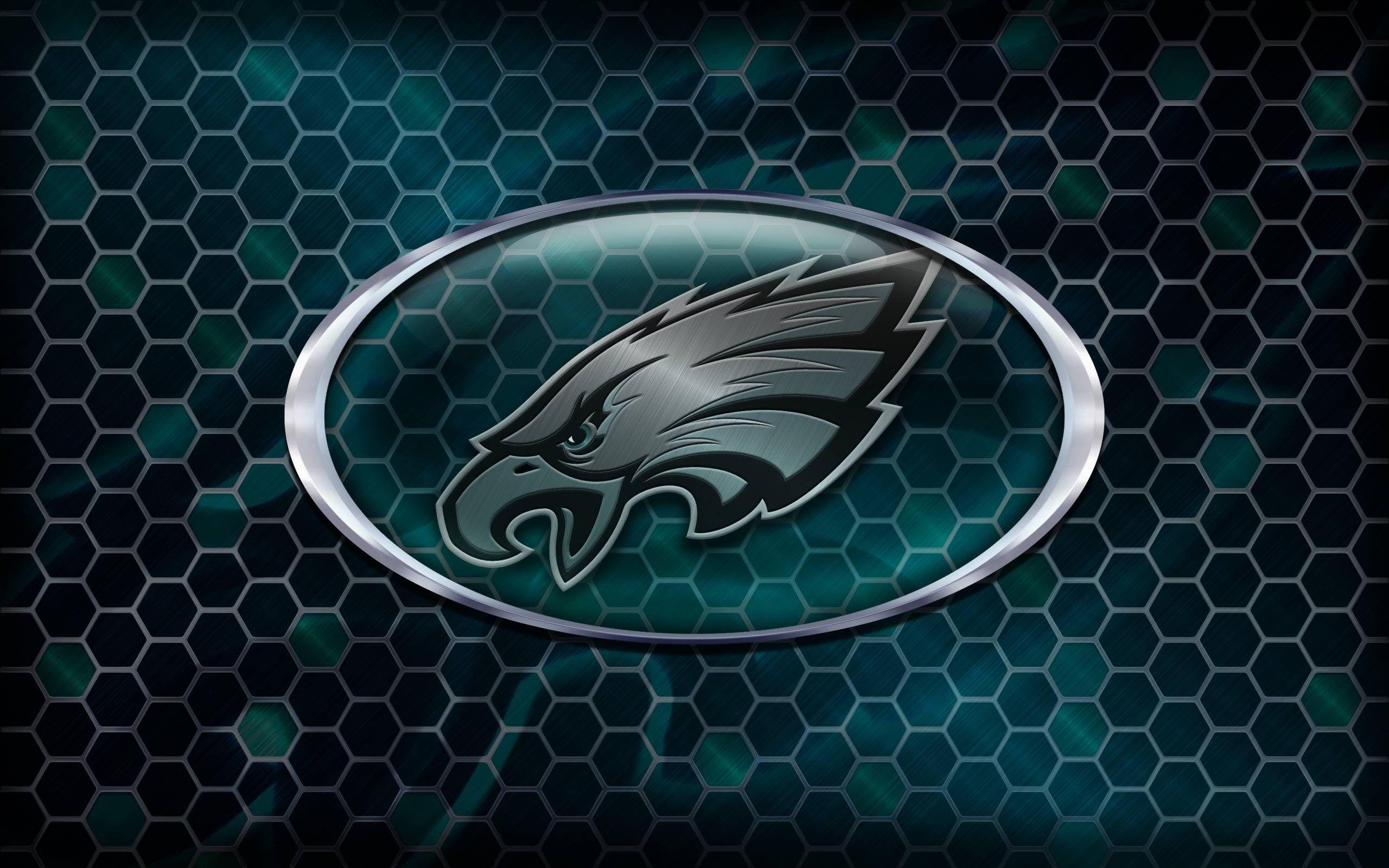 philadelphia eagles logo wallpapers hd background download free ...