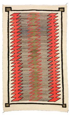Navajo Red Mesa Rug Mark Sublette Medicine Man Gallery Santa Fe Indian Art