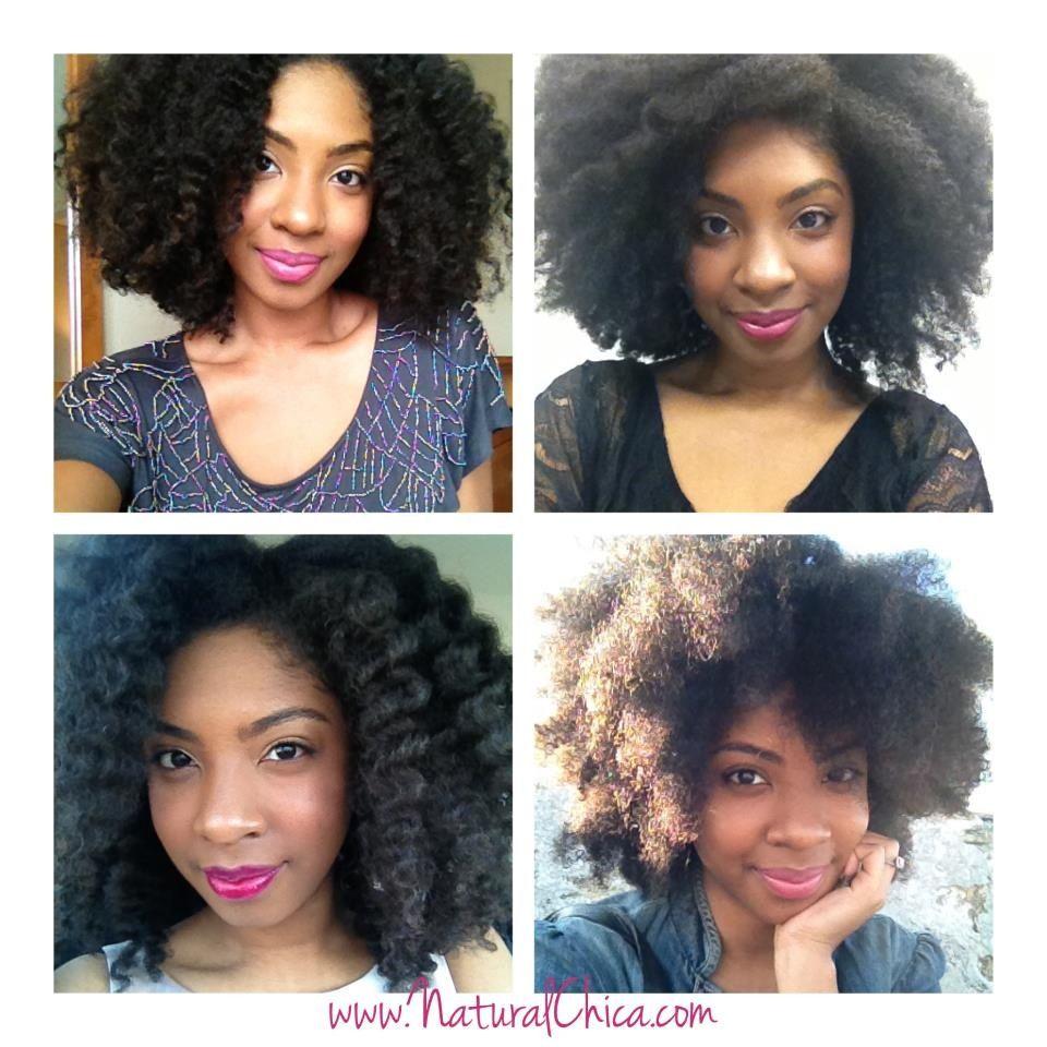 Nikkiemae natural hair inspiration pinterest natural hair