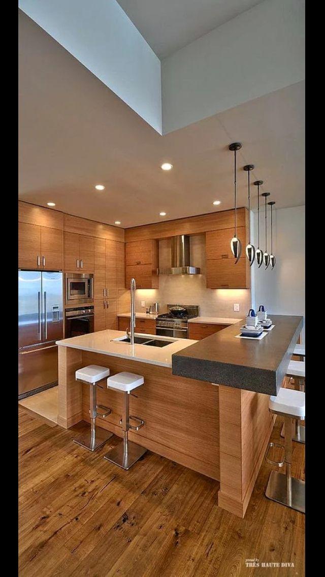 Nice Simple Kitchen Interior Design Kitchen Contemporary