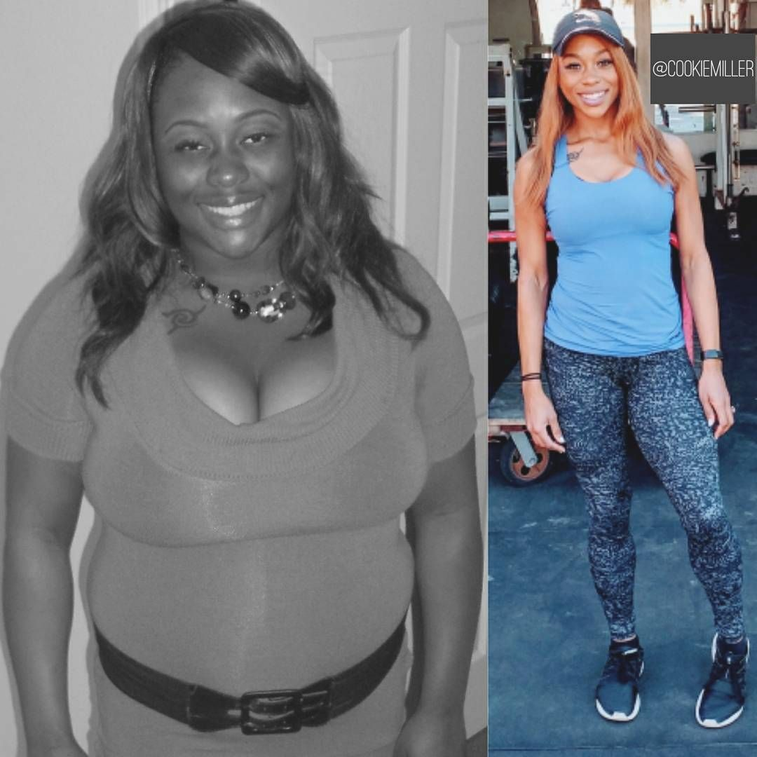 Cookie lost 70 pounds | Body Inspiration | Weight loss