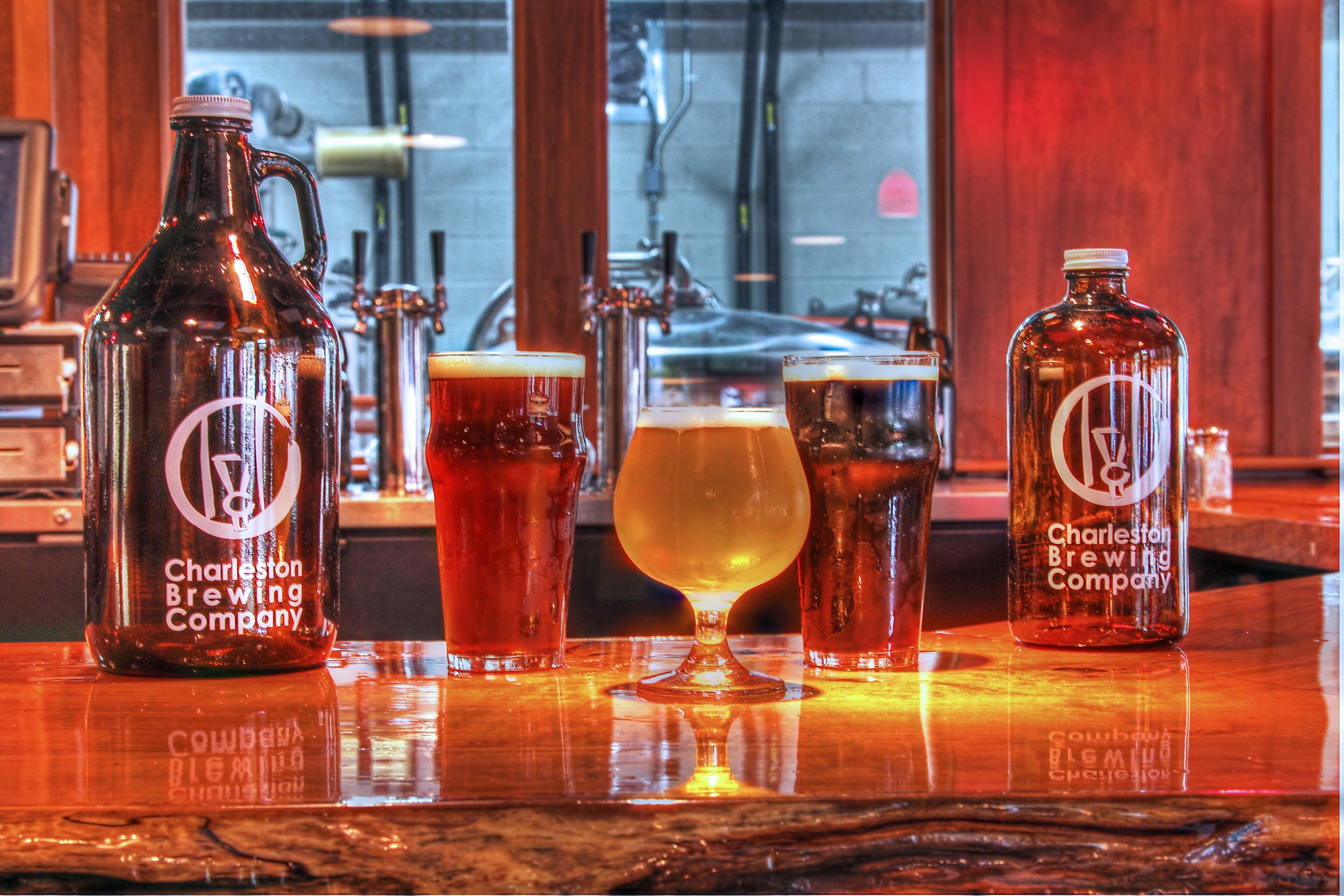 Charleston brewing company brewing company brewing brewery