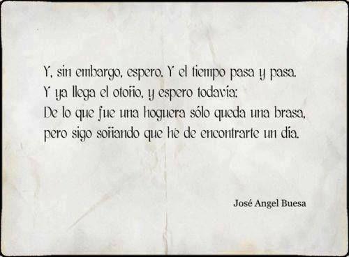 José Angel Buesca