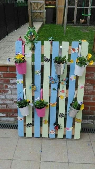 4 ideas geniales para pintar madera con acrilico