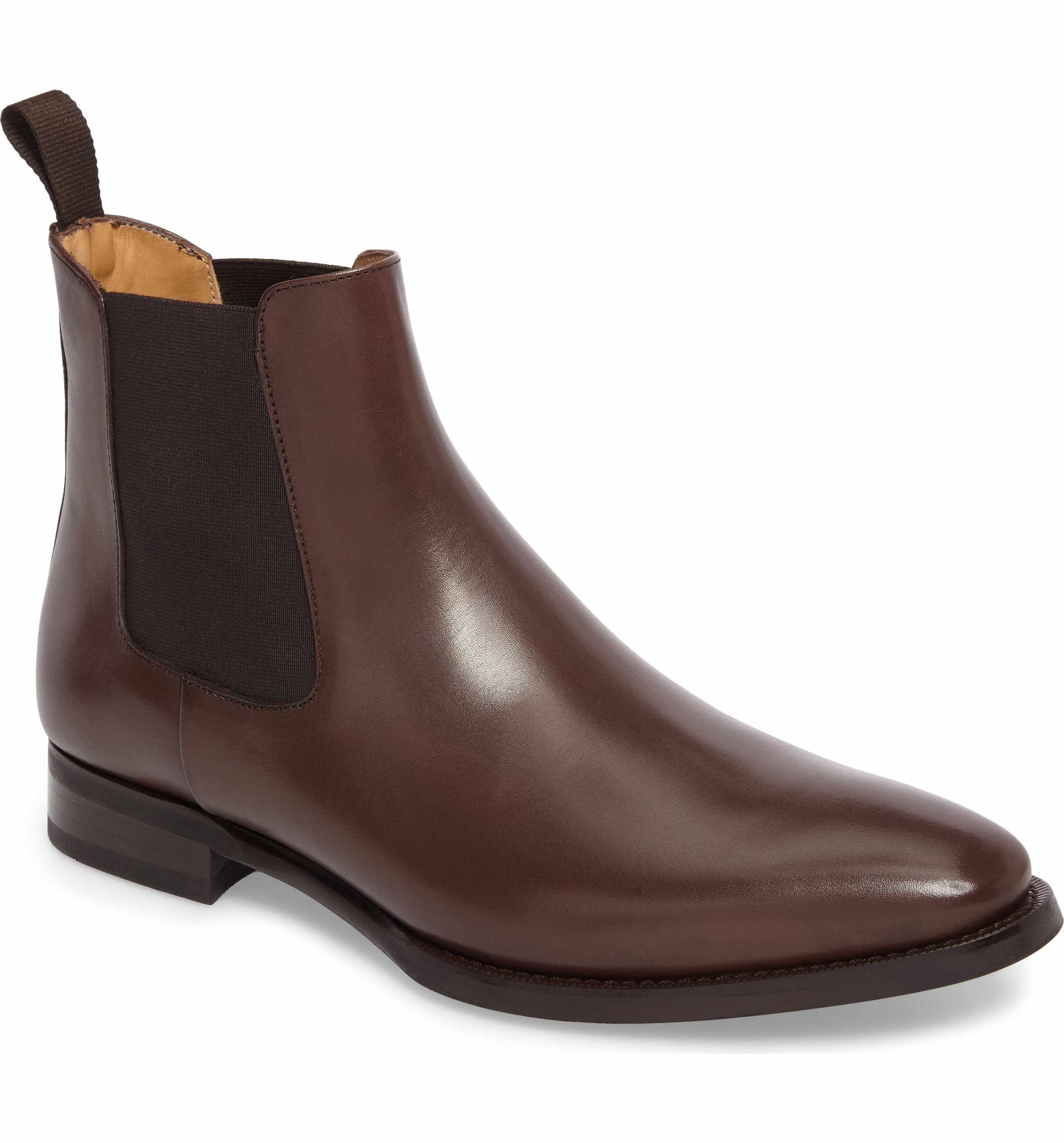 6c0fcb85473 Main Image - Jack Erwin Ellis Water Resistant Chelsea Boot (Men ...