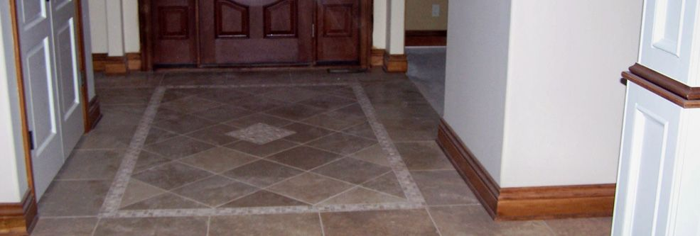 Lovely Entry Way Tile Porcelian | Tileman David   Ceramic Tile, Granite, Marble  And Wood
