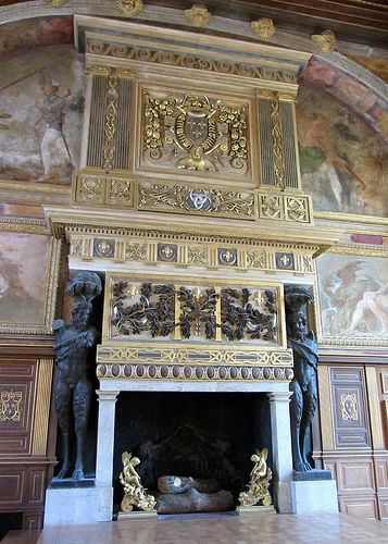 Chateau Fontainebleau | Castles interior, Fontainebleau ...