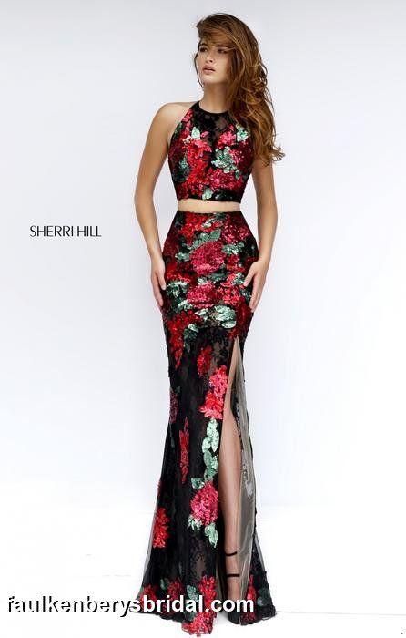 Sherri Hill 50249 Sherri Hill Faulkenbery\'s Bridal & Prom ...