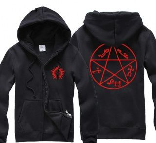 Supernatural mens hoodies cheap sweatshirts long sleeve ...