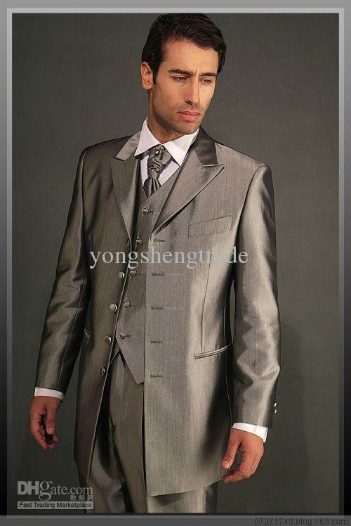 Male Wedding Dress | Wholesale - Wedding Suits Luxurious Men ...