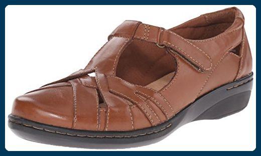 Clarks Evianna Doyle Fischer Sandale - Sandalen für frauen (*Partner-Link)