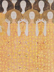 Gustav Klimt Artwork: Angel's Choir | Art & Sculpture | Pinterest ...
