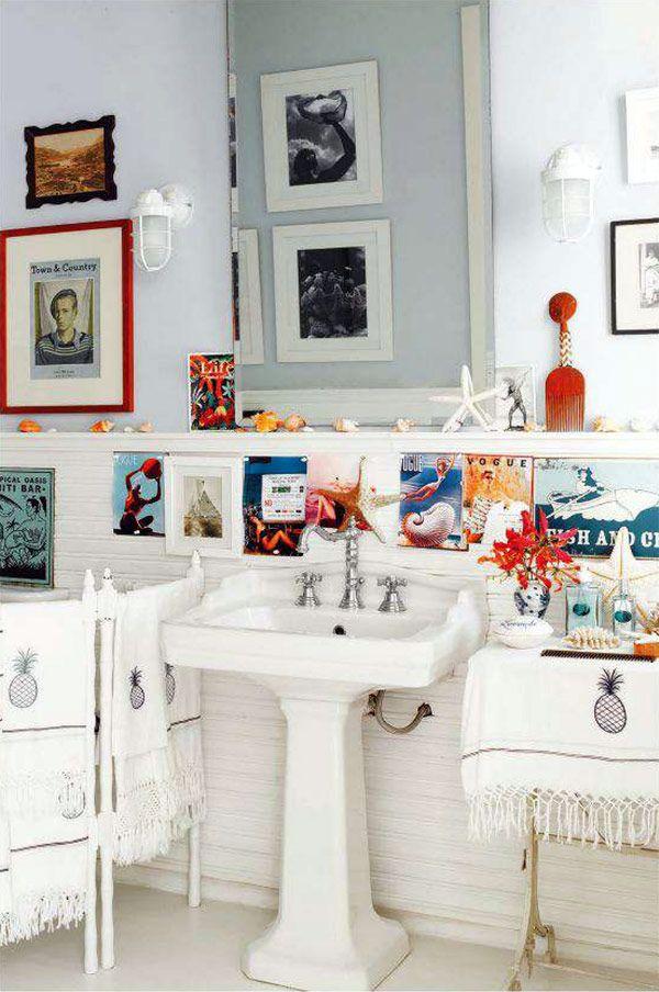 eclctico gama elite - Bathroom Ideas Elle Decor