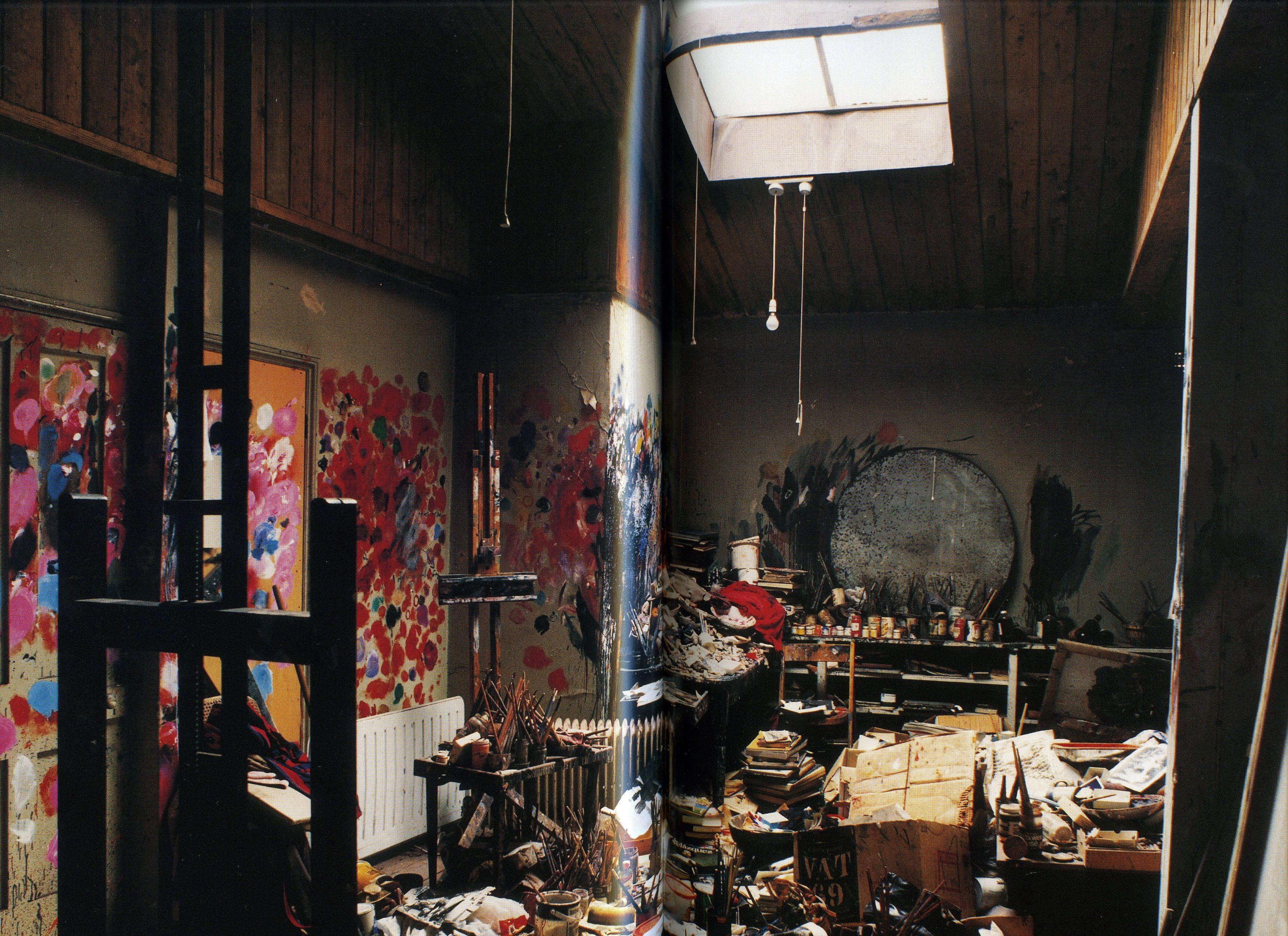 7 Reece Mews in South Kensington, London Francis Bacon's