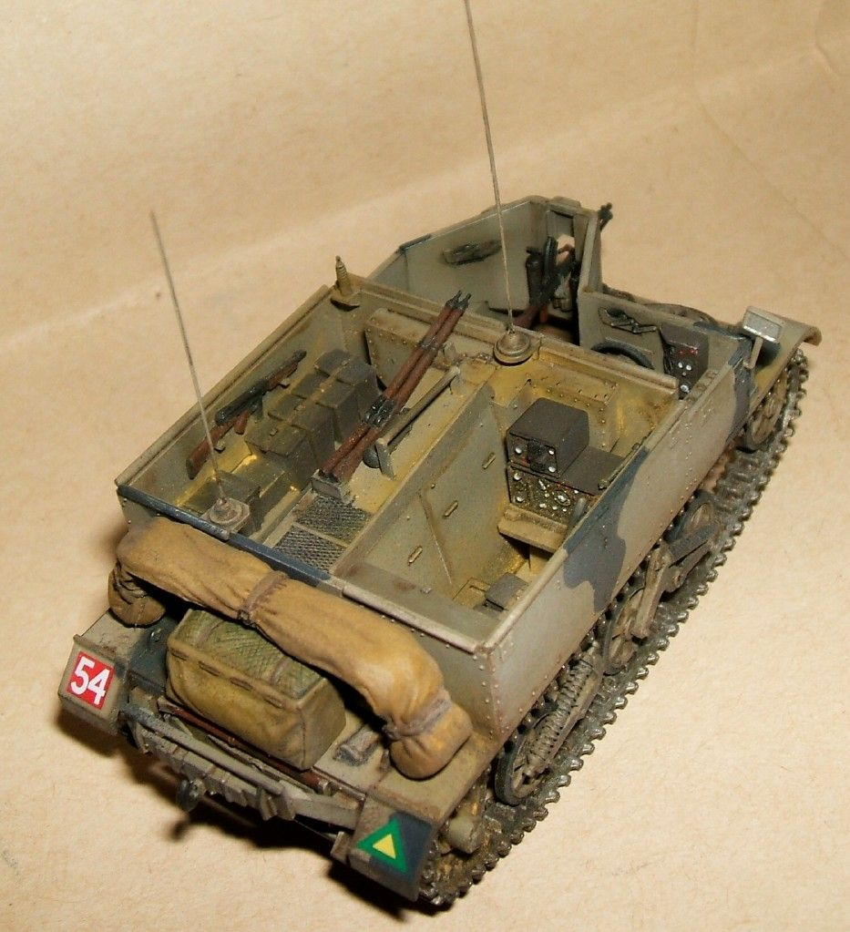 48th scale Universal Carrier