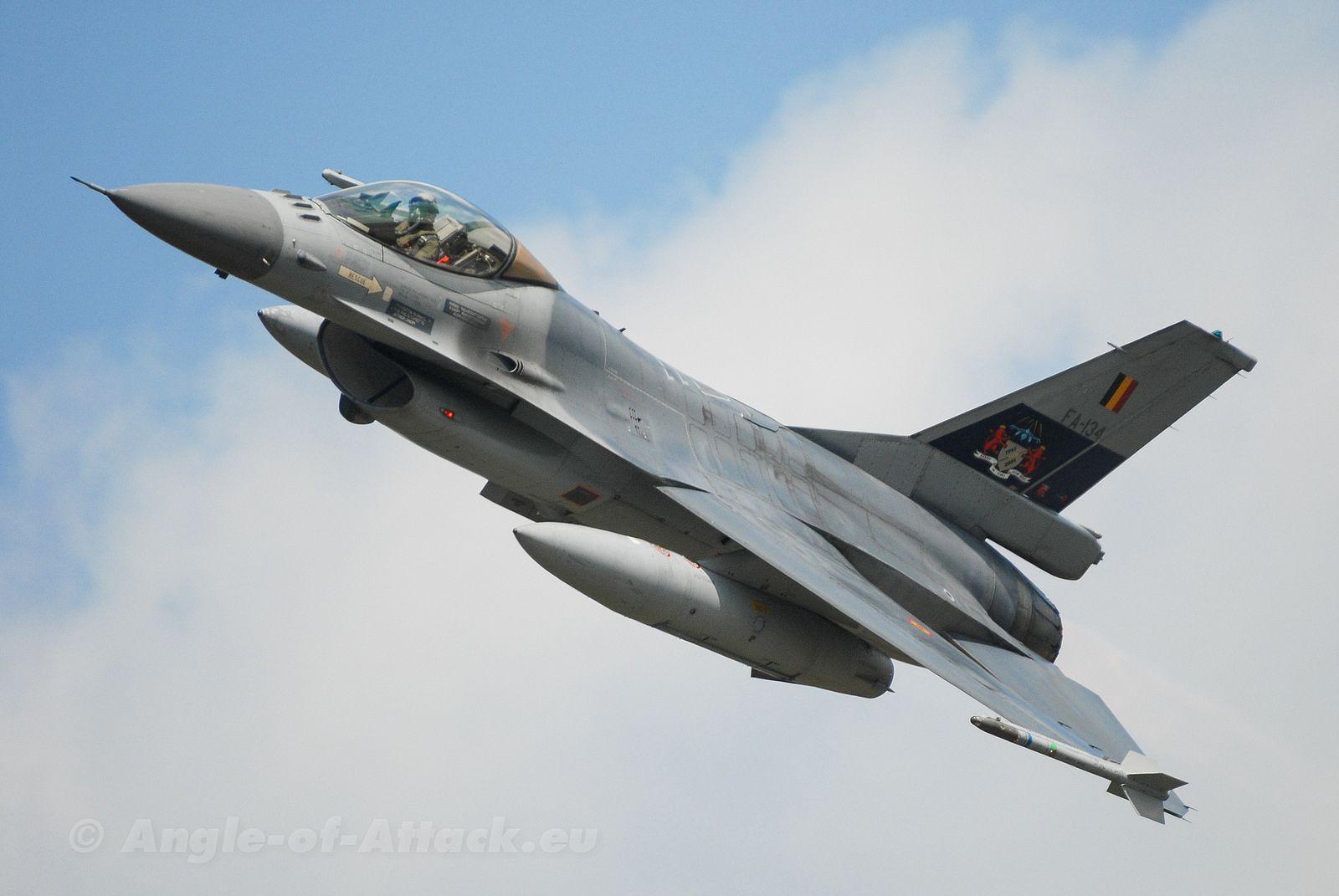 Lockheed martin F-16AM
