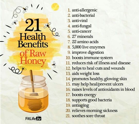 21 Health Benefits of Raw Honey | Health and fitness | Honey