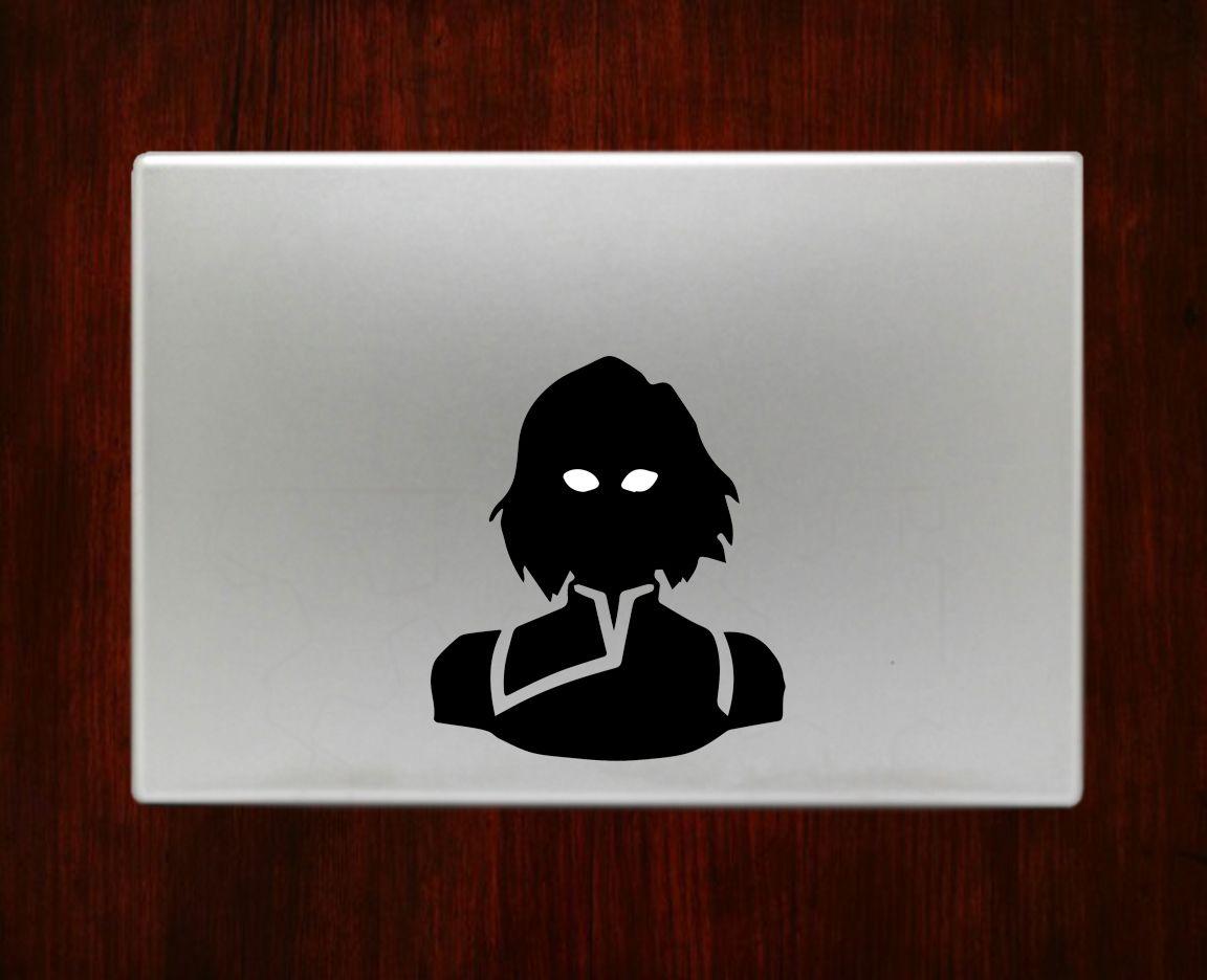 Avatar korra the last airbender decal sticker vinyl for macbook pro air 13 inch 15 inch