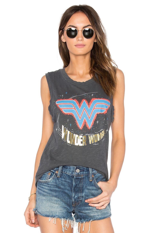 #REVOLVE | Wonder woman outfit, Wonder woman tank top ...