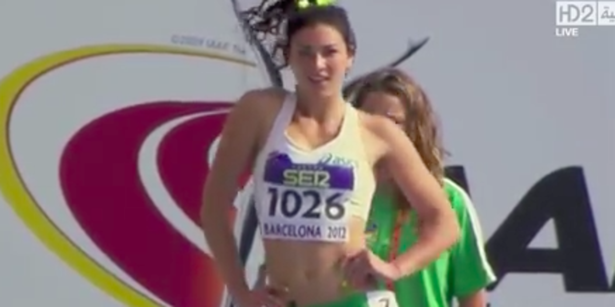 Michelle Jenneke Brought Her Pre-Race Routine To The ...