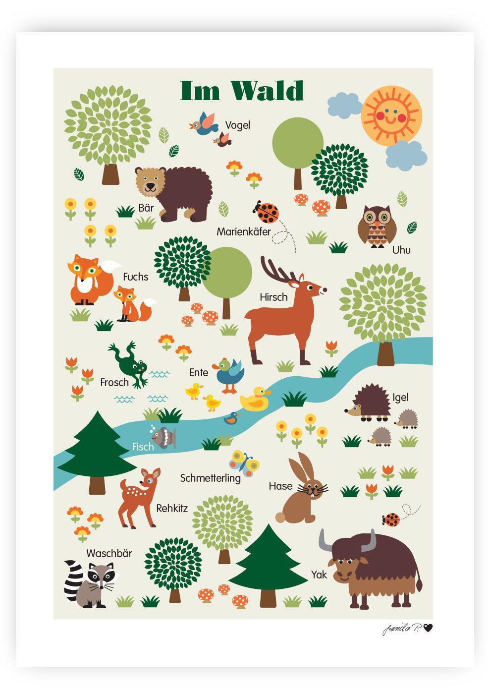 Abc Karte M Wie Maikafer Abc Karten Geschichten Fur Kinder
