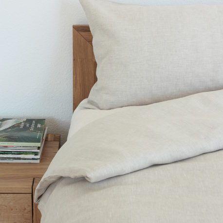 Leinen Bettwäsche Einzelbett Reinleinen Schlafzimmer Ideen