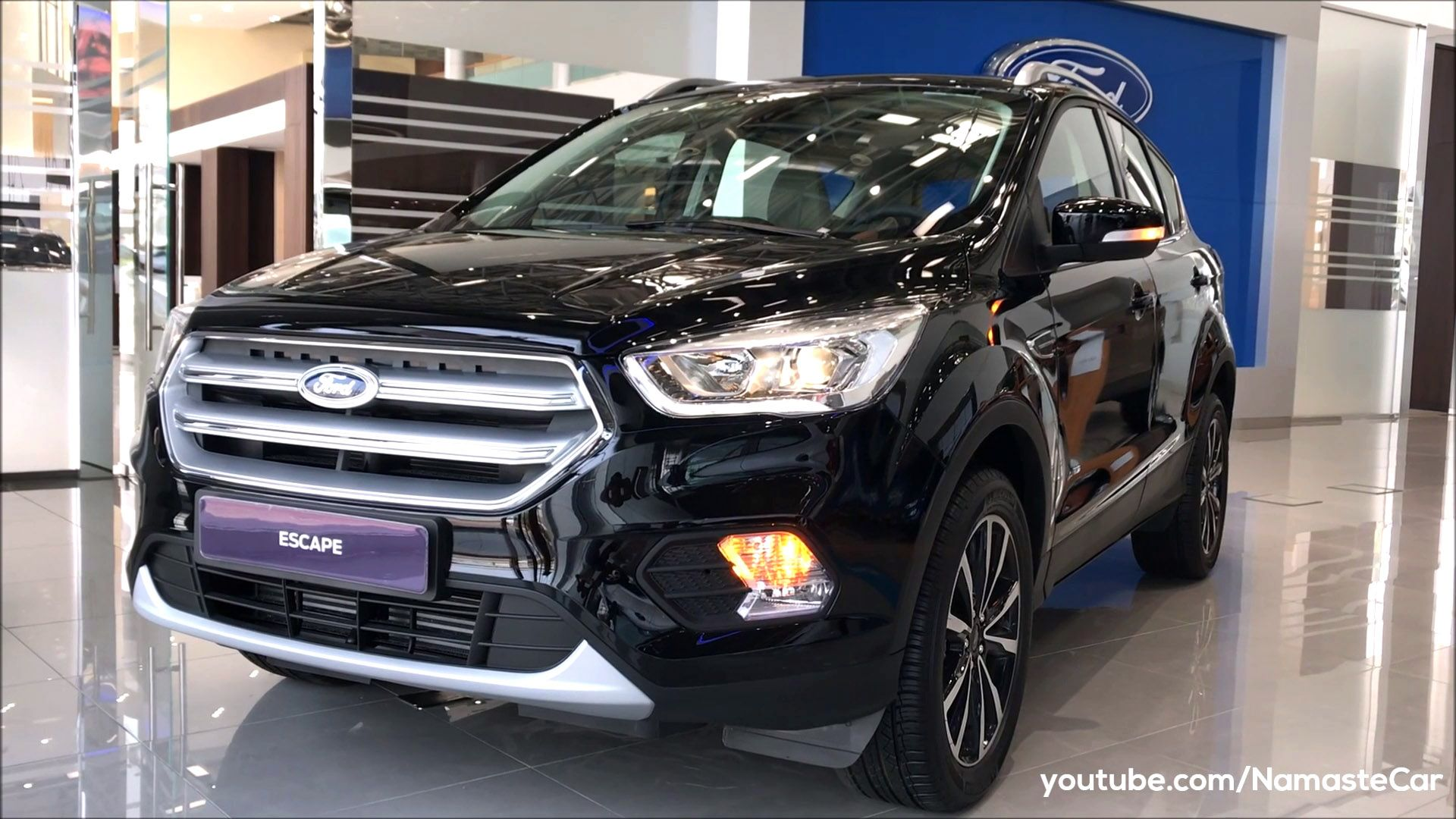 The Fordescape Is A Compact Crossover Vehicle Sold By Ford