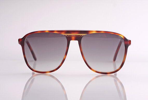 67f55775c956 Galileo Vintage Sunglasses - Occhiali da sole anni '80 - Nuovo Mai  Indossato - Occhiali uomo