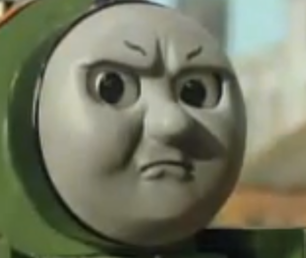 Thomas O Face Roblox Roblox Meme On Meme Percy Is Getting Real Tired Of Your Shit Reaction Images Thomas Meme Reaction Pictures Love Memes