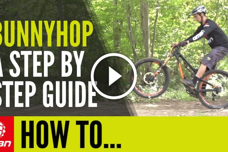Video How To Bunny Hop Like A Pro Mountain Biking Bike News