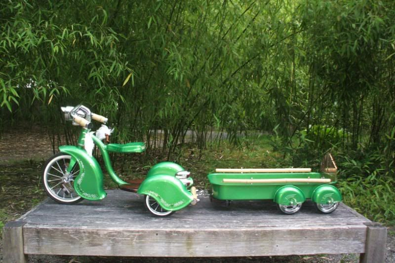 Pin by Manda Malice on minibike Pedal cars, Bike wagon