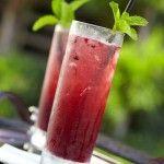 Renaissance Hotels' Skinny-Mini Berry Mojito