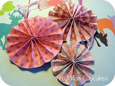 Fru Millas Cupcakes: En sol her i kulden