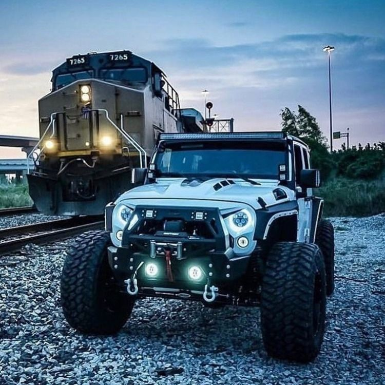 Pin by Tj Guevarra on RIDES Dream cars jeep, Jeep