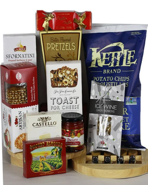 Gift Baskets Toronto, Ontario, Canada - Offering free delivery across Canada of premium quality gift baskets for all occasions.