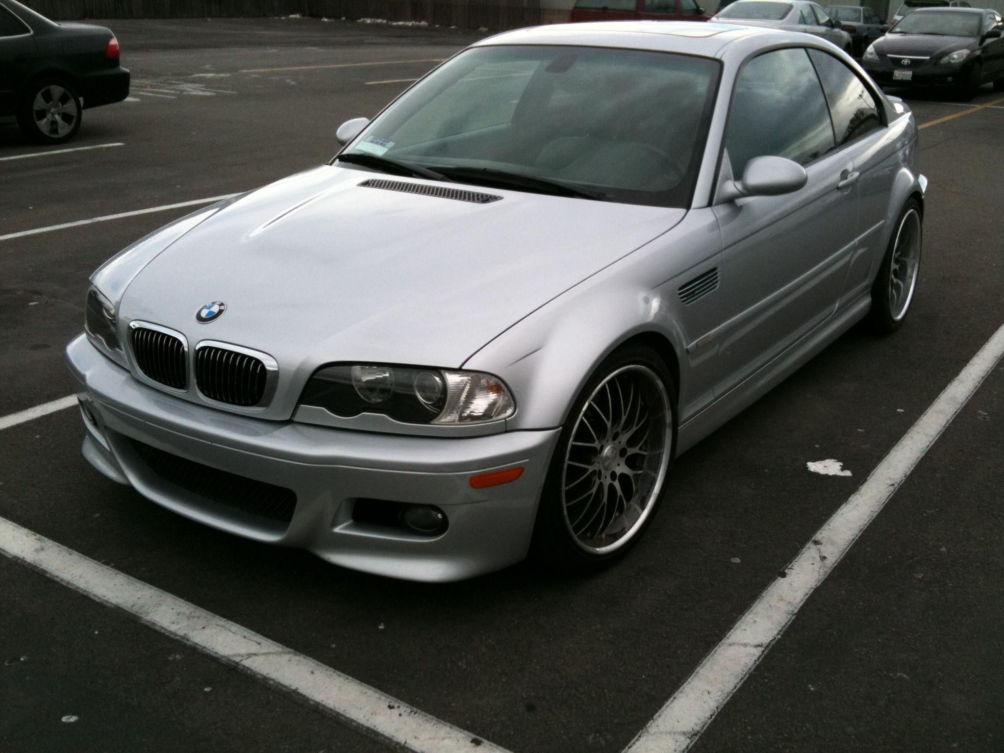 My First E46 M3 W 19inch Maya Rims With Images Bmw E46 Bmw