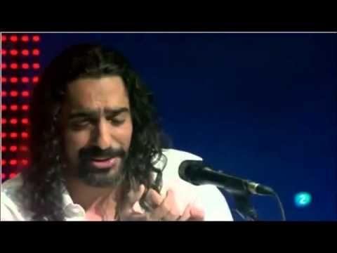 Diego el Cigala, Diego del Morao y Sabu por tangos en directo