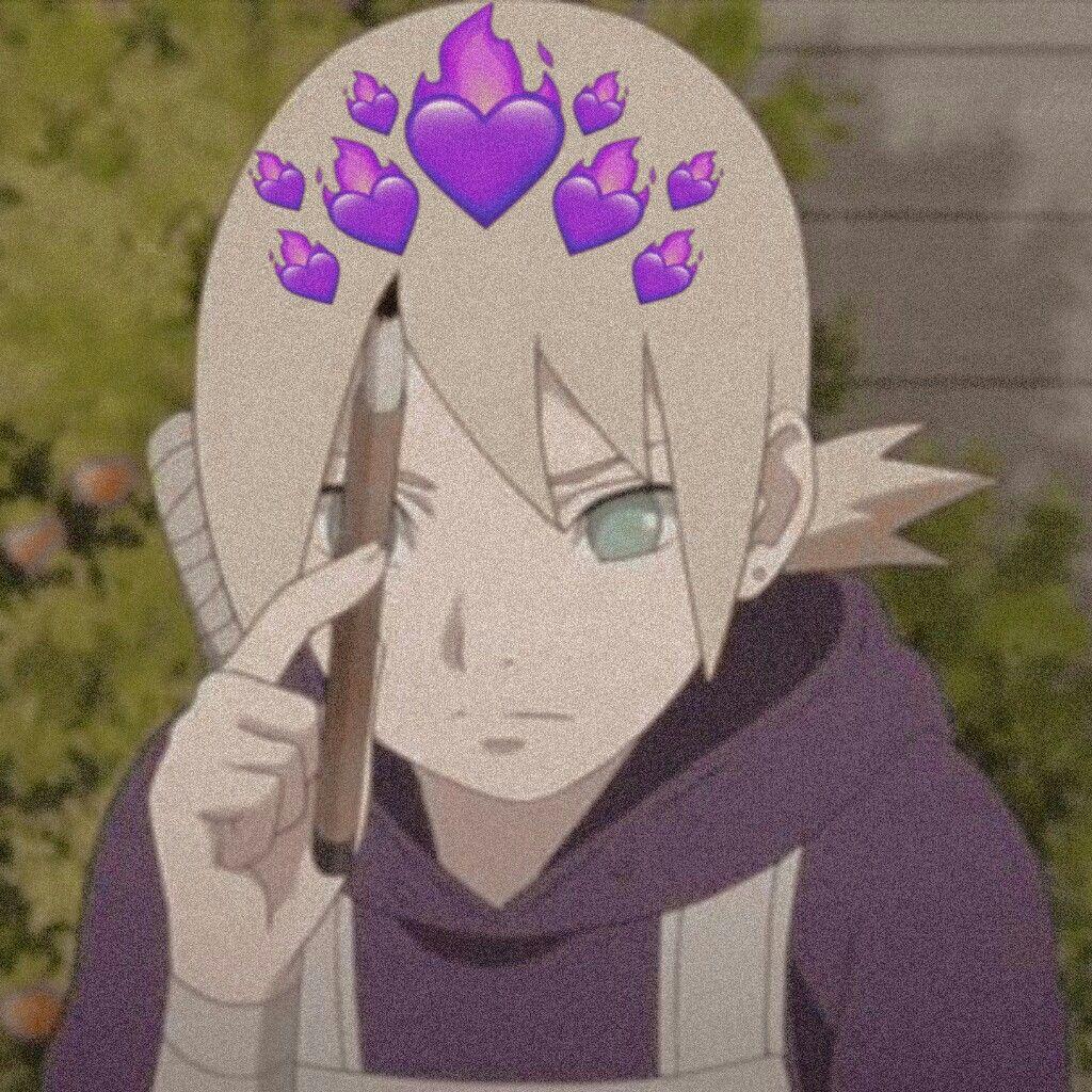 Inojin 🎨 di 2020 Gambar karakter, Gambar anime, Foto