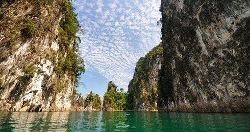 Khao-Sok, mountain and lake | Journey to Thailand