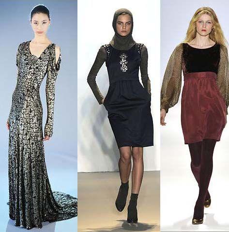 New Age Medieval fashion