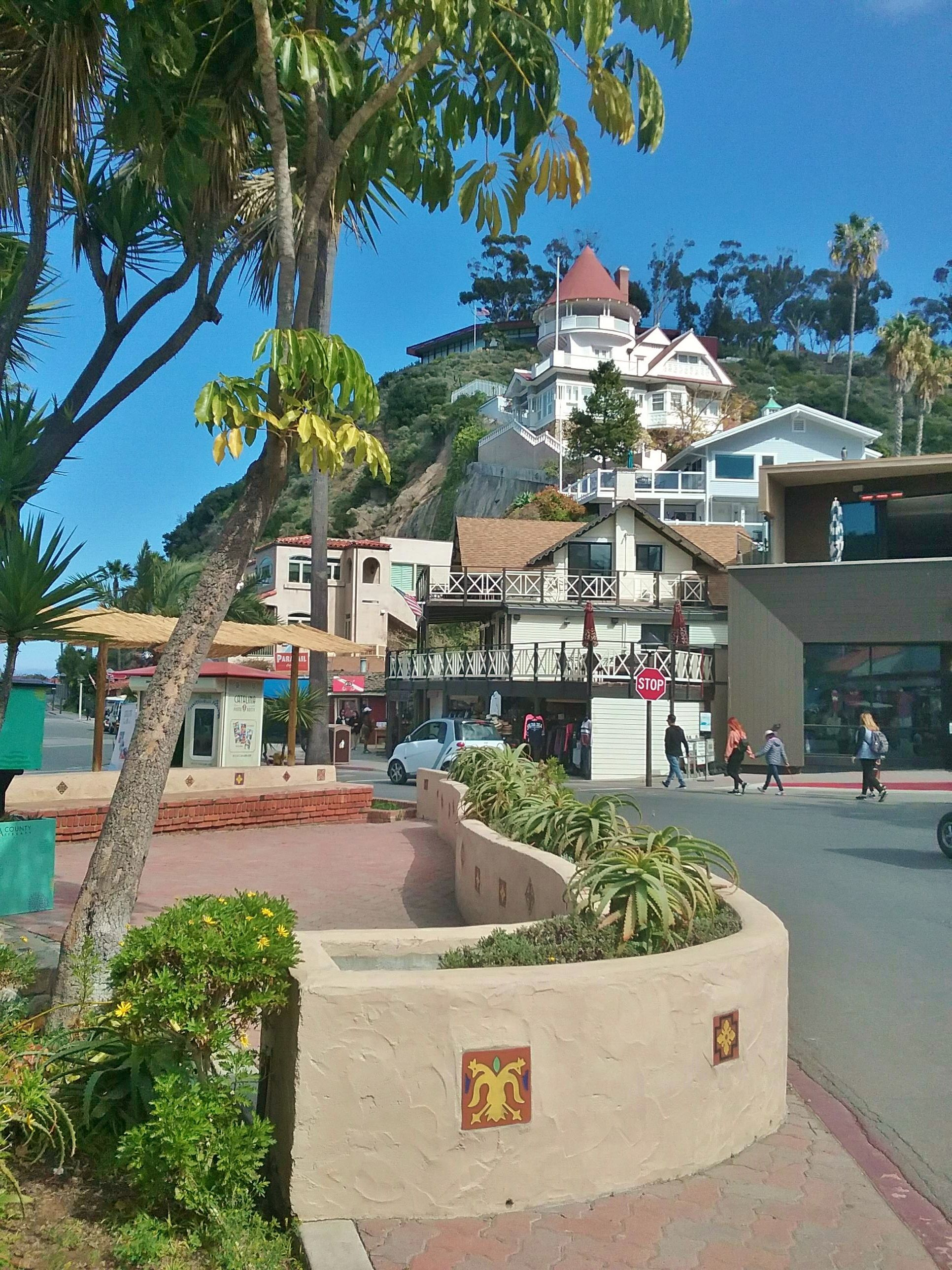 Catalina Island S High Cost Of Living Greater La Kcrw