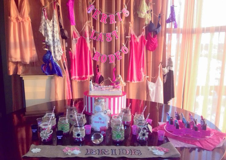 Bachelorette party themes google search weddings for Bachelorette party decoration ideas