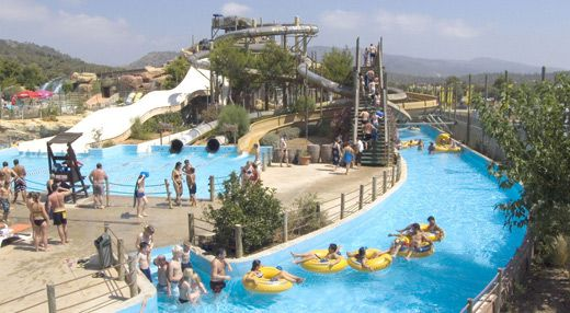 Aqualand Towards The South West Of Majorca Is Pick Water Parks With