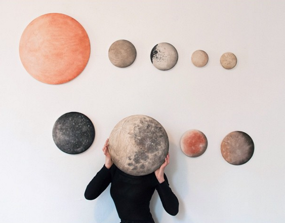 2020 Lunar Phases #astrologyaesthetic
