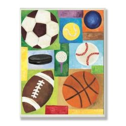 Every kid, girls and boys, loves to root, cheer and feel a part of a sports team. Just take a quick moment to scroll down this collection of sports...